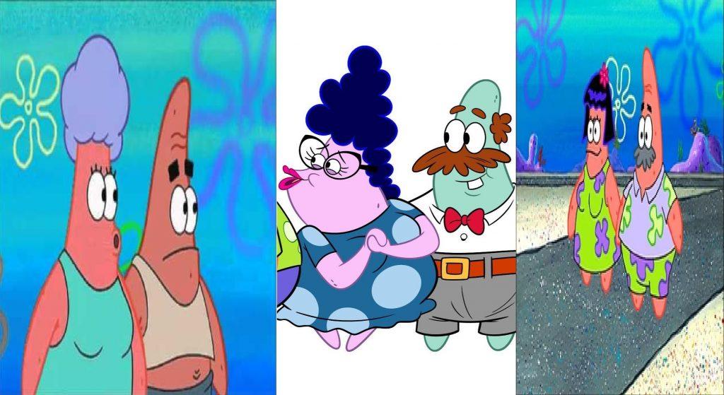 Mengapa Orang tua Patrik tampak berbeda dari versi The Patrick Star Show daripada aslinya, Berikut penjelasannya.