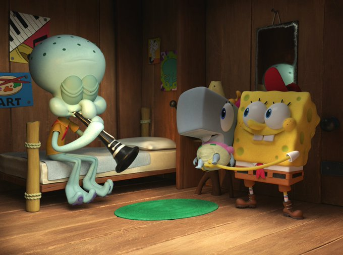 Spongebob Spin off Kamp Koral telah di beri lampu hijau untuk episode baru lagi!