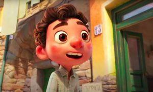 Film animasi terbaru Disney•Pixar Luca akan tayang di Disney+