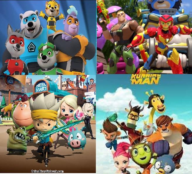 Untuk Pertama Kalinya Cartoon network indonesia bakal mendubbingkan seri animasi 3D?