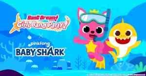 """Tepat 1 Tahun,Yuk Intip Cerita Kolaborasi """"BanG Dream x Baby Shark"""" Ini"""