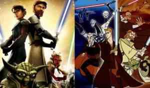 """Perbedaan Serial Animasi """"Star Wars: Clone Wars"""" dan """"Star Wars: The Clone Wars"""""""