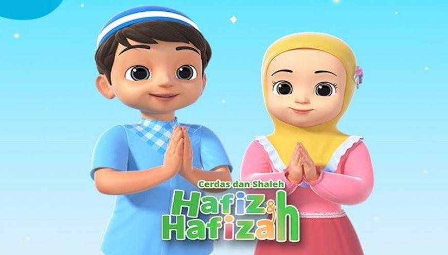 Hafiz & Hafizah, Serial Animasi Islami dari YouTube, akan tayang di NET