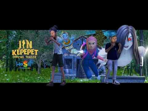 Jin Kepepet, Satu Lagi Serial Animasi Buatan Indonesia-Malaysia yang Patut Diapresiasi