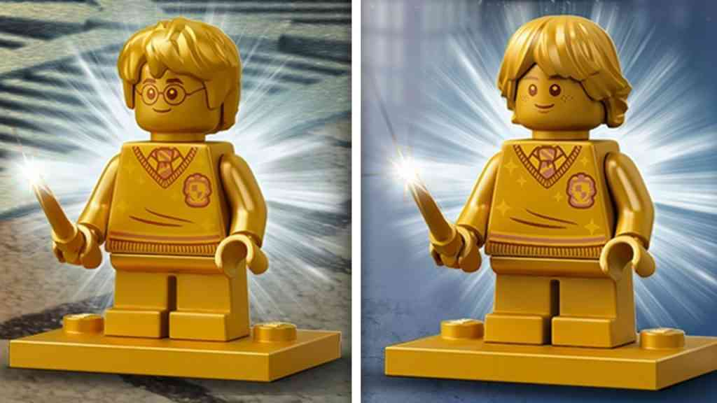 Memperingati 20 Tahun 'LEGO Harry Potter', Sambut Edisi Terbatas Dalam Balutan Emas!