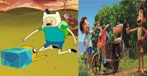 Intip Cuplikan Adventure Time Together Again dan Berapa Umur Karakter di Pixar Luca