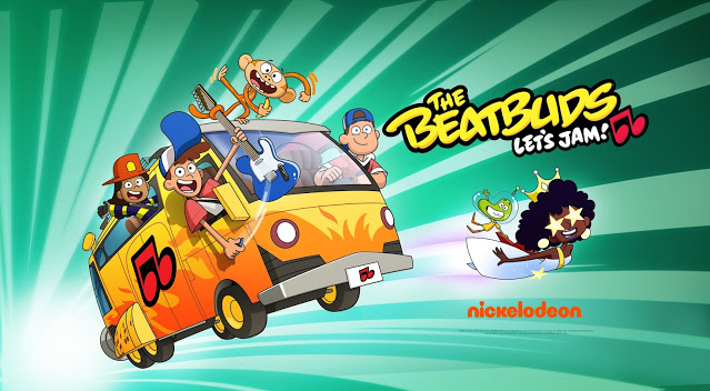 BeatBuds: Let's Jam, versi animasi dari Duo The Beadbuds, tayang perdana pada 7 Juni 2021