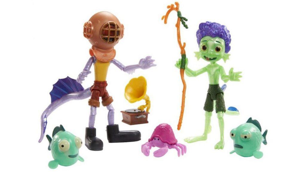 Mattel bekerja sama dengan Pixar Dengan menjual Mainan Pixar 'Luca' pada bulan Juli nanti