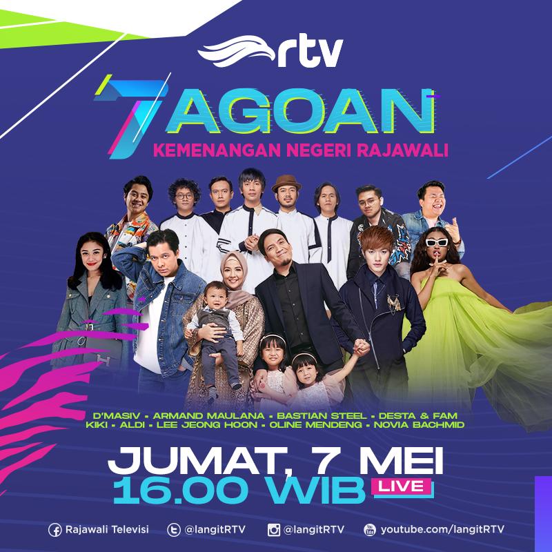 Keseruan HUT RTV Ke-7: BoboiBoy, Riko & Adit Sopo Jarwo dalam Satu Panggung Teater Dongeng