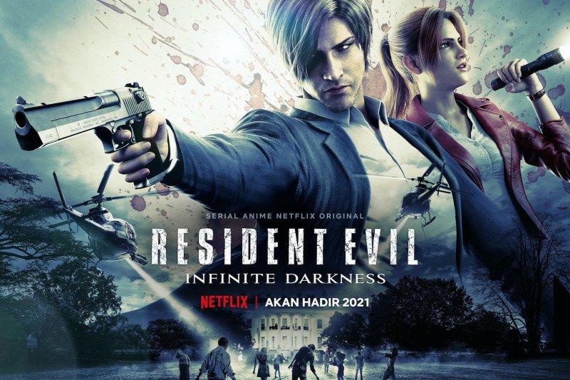 Terbiasa di Game dan Live-Action, Waralaba Resident Evil Mulai Mengincar di Lini Animasi