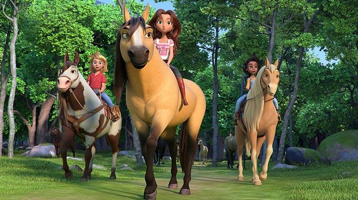 Ajak Buah Hati ke Bioskop Dalam Film Animasi Dreamworks 'Spirit Untamed' 9 Juni Di Indonesia