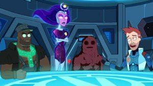 Adult Swim Sedang mengembangkan Spin off Kartun Rick & Morty Berjudul The Vindicators
