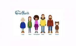 Misum Ketiga Serial Animasi Fox 'The Great North' telah disetujui
