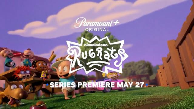 Reboot Kartun 'Rugrats' akan Resmi Debut di Paramount+ pada 27 Mei 2021