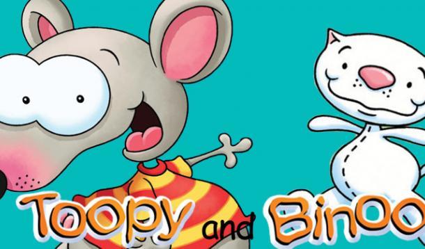 Kartun Toopy and Binoo yang di Spacetoon indonesia resmi memiliki Film animasinya!