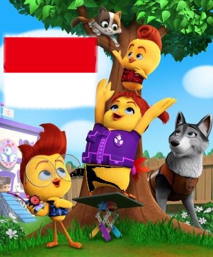 Tidak perlu Ke Amerika The Chicken Squad resmi tayang di Indonesia Pada 25 Juni 2021