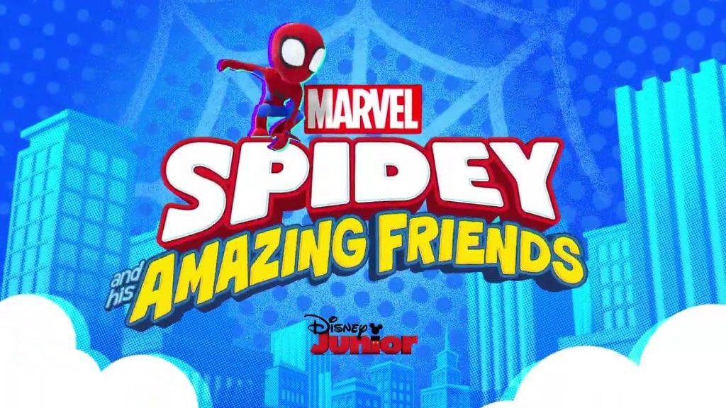 Ketika anak anak meminjam kekutan marvel dalam Marvel's Spidey and his Amazing Friends: