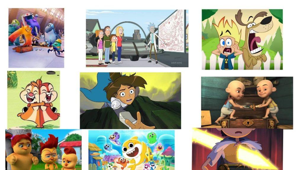 Berikut adalah jadwal Juli 2021 Disney channel, Nickelodeon dan Cartoon network indonesia