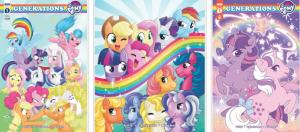 Komik IDW My little pony Friendship is Magic Resmi Tamat pada September 2021 ini!