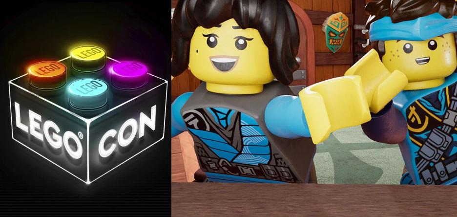 LEGO Umumkan Acara Digital Pertama Mereka yang Bertajuk LEGO-Con serta Luncurkan Konten Digital Berbasis Vlogging Bertajuk LEGO NinjaVLOGs