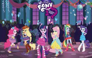 Tepat 8 Tahun yang Lalu, Versi Manusia-nya My Little Pony aka Equestria Girls Dirilis