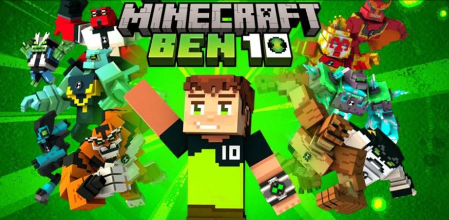 DLC Ben 10 untuk Minecraft Telah Dirilis untuk Windows 10 dan Platform Lainnya