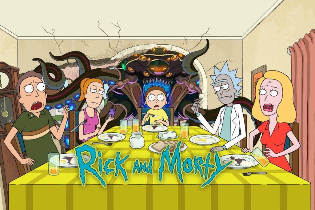 Film animasi Rick and morty sedang di garap, Saksikan Season 5 di hbo go indonesia 21 juni