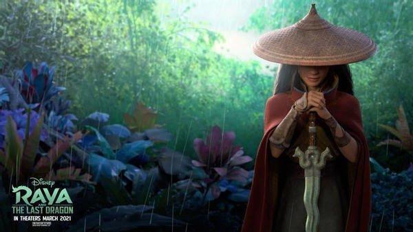 Review film animasi Raya and the Last Dragon beserta list pengisi suara Bahasa Indonesianya
