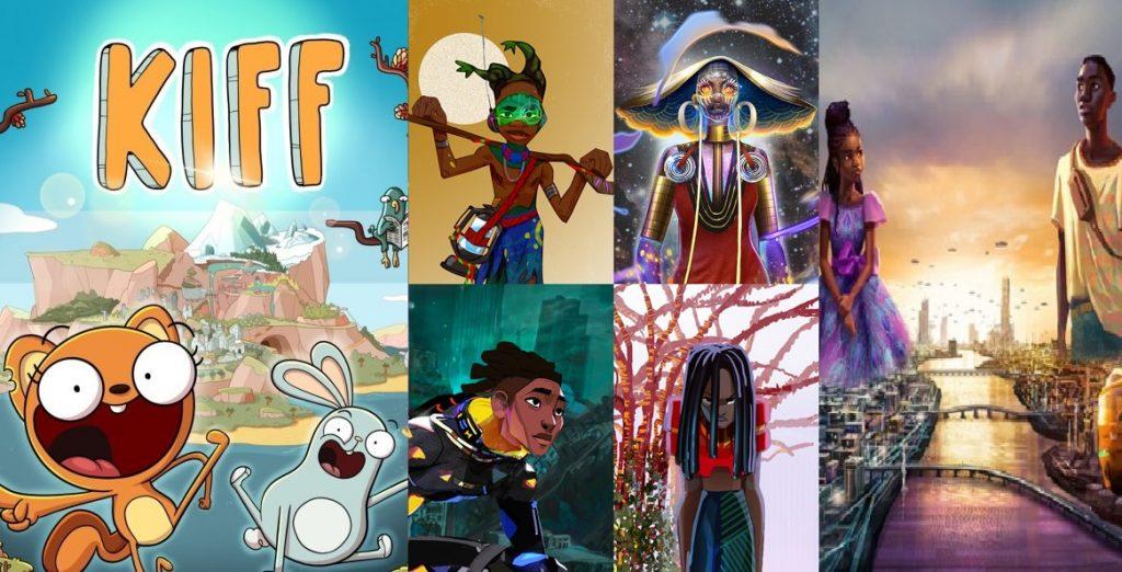 Disney mengfokuskan Konten animasi afrika pada 2022 Kizazi Moto: Generation Fire, Kiff dan Iwaju