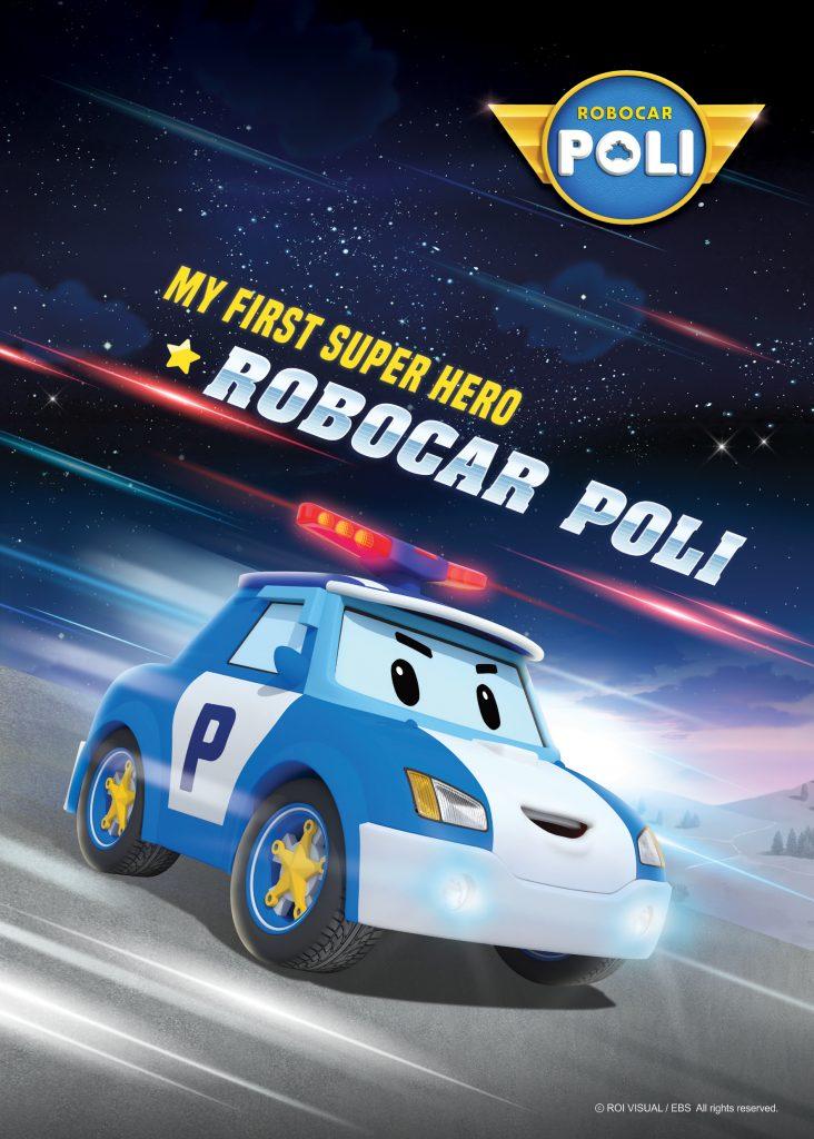 Roi Visual: Robocar Poli Season 5 juga rencananya akan di rilis di akhir tahun 2021