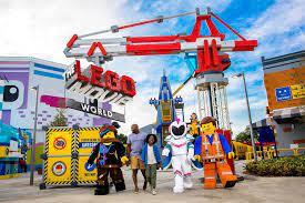 Intip Mini Park Baru Di Legoland yang menampilkan Wahana The Lego Movie World