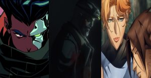 NetflixGeeked: Captain Laserhawk: A Blood Dragon Remix, Tom Clancy Splinter Cell dan Castelvania Spin off