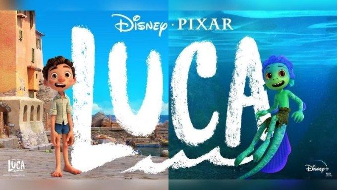 Film Disney Pixar Luca Akan Dirilis DVD dan Blu-Ray-nya
