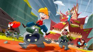 Kartun Baru Cartoon saloon Vikingskool siap menjadi Seri orginal disney plus pada 2022
