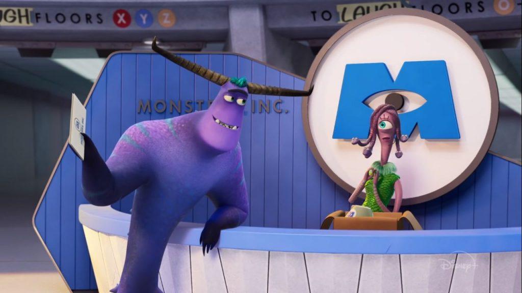 7 Juli menjadi tahun untuk Monster Inc Kembali, Streaming 'Monsters at Work' di Disney+