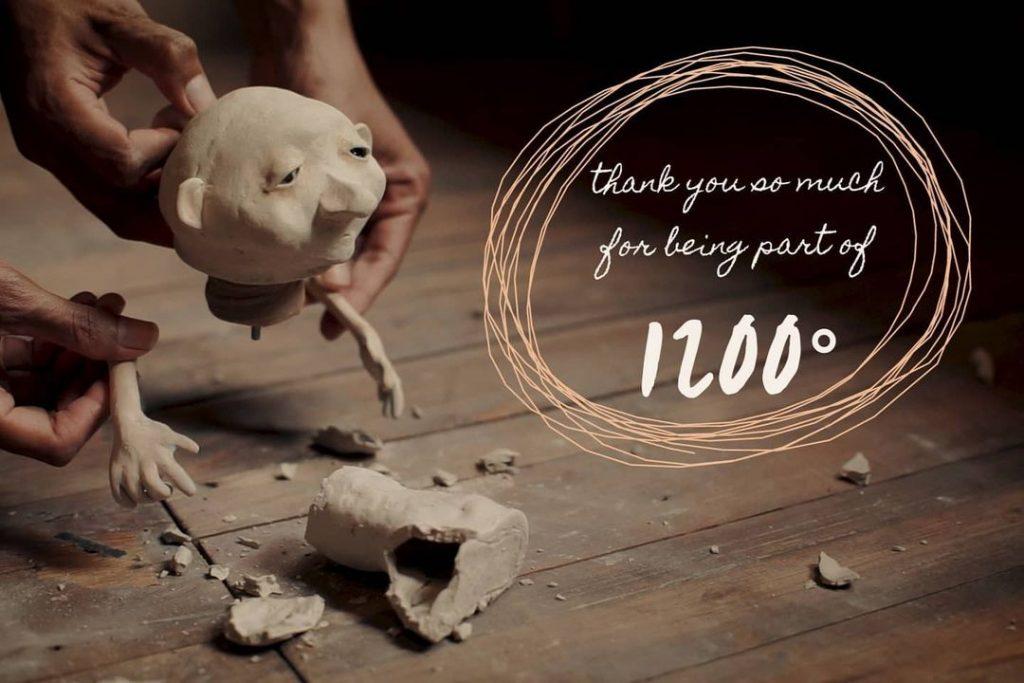 Papermoon Puppet Theater mengajak penotonnya kembali dalam 1200° degress