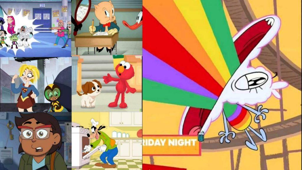 Berikut Jadwal Cartoon network, Disney Channel dan Nickelodeon amerika Agustus 2021