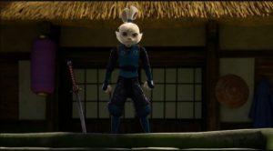 Seri animasi Netflix Samurai Rabbit dari Stan Sakai Mengungkap Contoh Proses Pembuatan