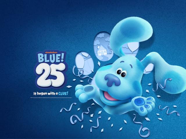 Blues Clues Resmi Memiliki Film Fitur Untuk Memperingati 25 Tahun Acara Nickelodeon ini