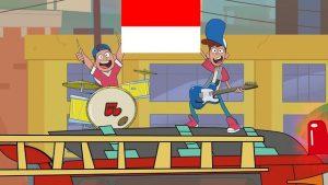 The Beatbuds Let's Jam Resmi Tayang Perdana di Nickelodeon Indonesia pada Agustus ini