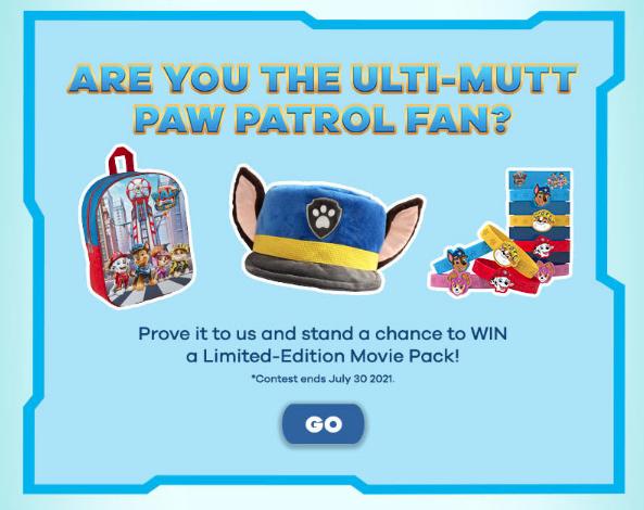 Fans Sejati Paw Patrol? Menangkan Merchendaise Eksklusif Paw Patrol The Movie Di Indonesia!