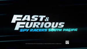 Petualangan Masih berlanjut Ke Pasifik selatan dalam Fast & Furious Spy Racers Season 5
