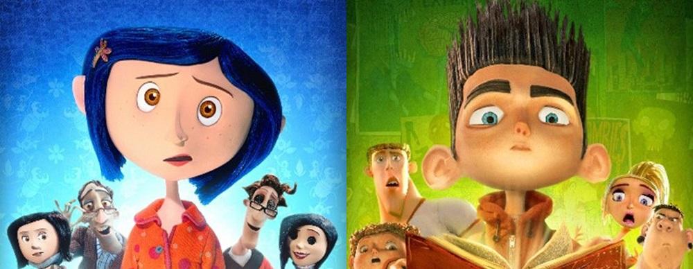 Film animasi Terbaik Laika Studios Coraline dan Paranoman DI putar kembali di Bioskop