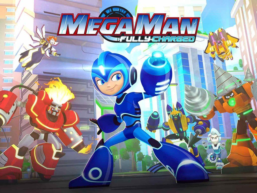 MegaMan Fully Charged Tayang Kembali di NET, Bagaimana Kesuksesan Waralaba Permainan Video MegaMan?