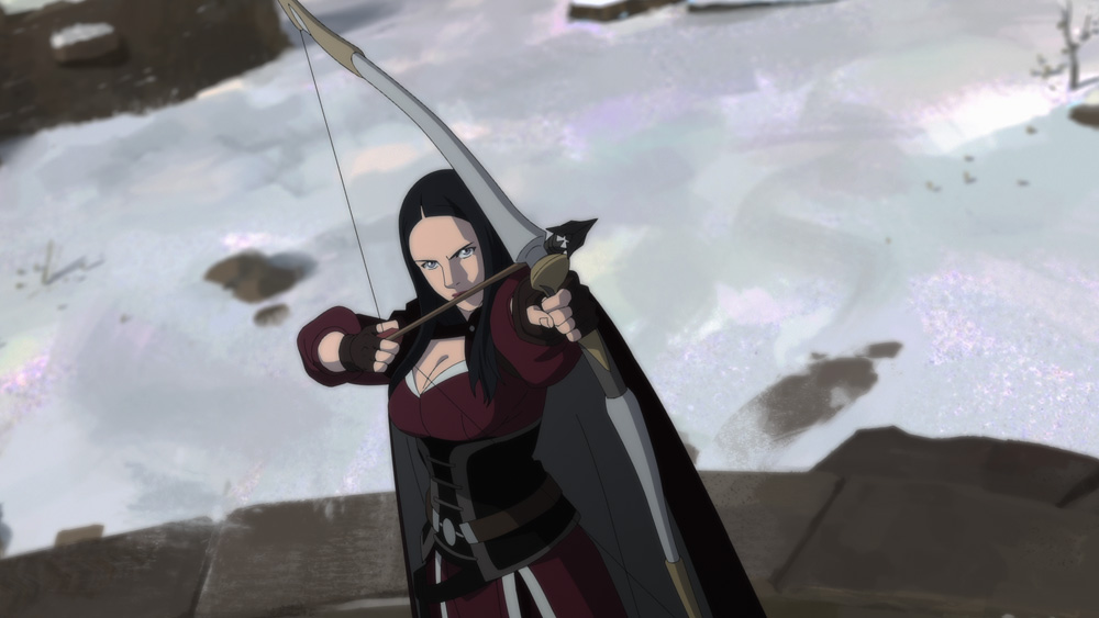 Netflix Merilis Trailer resmi beserta pemeran dari The Witcher: Nightmare of the Wolf