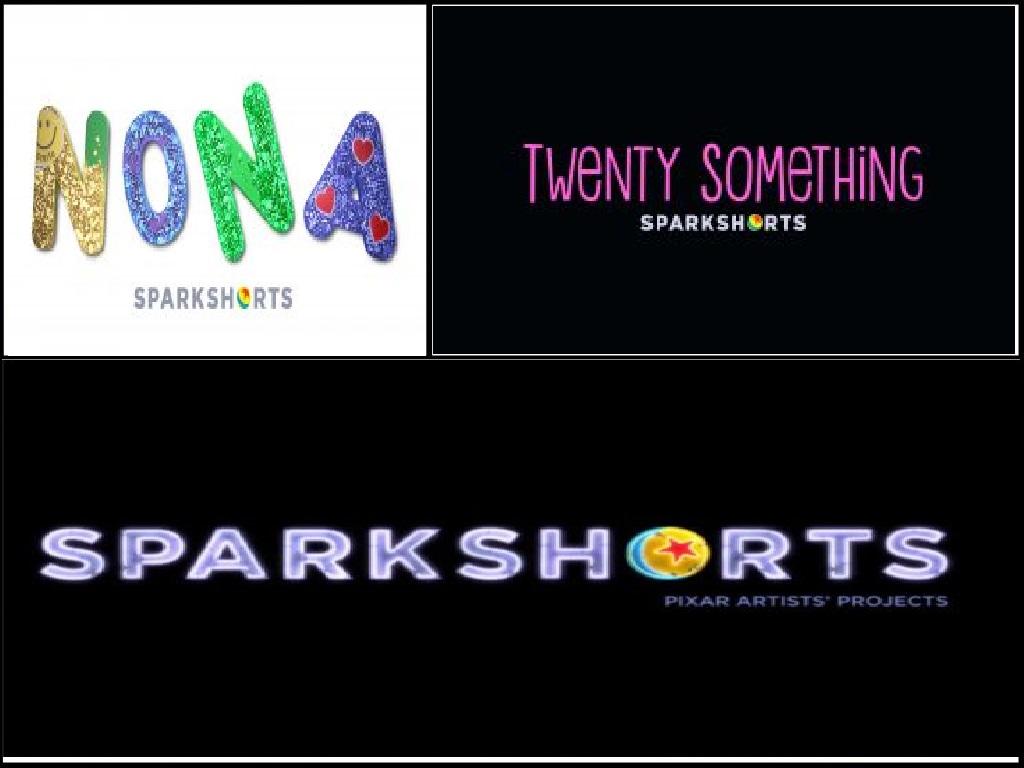 Disney Plus rilis film animasi pendek baru Nina dan Twenty Something di Pixar SparkShorts