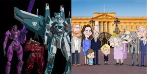 Tonton Trailer Kartun Satir The Prince dan musim baru gen:LOCK di HBO MAX