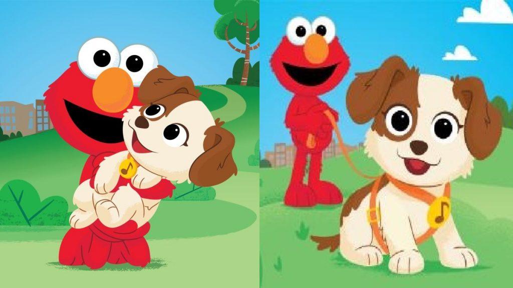 Gimana Elmo Mengadopsi Anjing?. Sesame Street dan Hbo MAX Merilis Elmo's Adopted Puppy