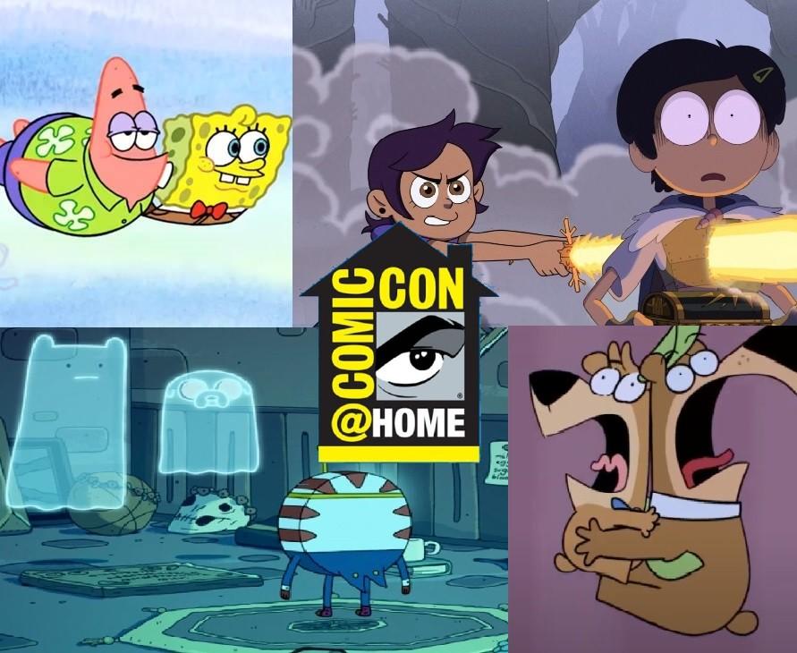 Sandiago Comic Con 2021: Owlphibia, The Patrick Star Show dan Adventure time Wizard City
