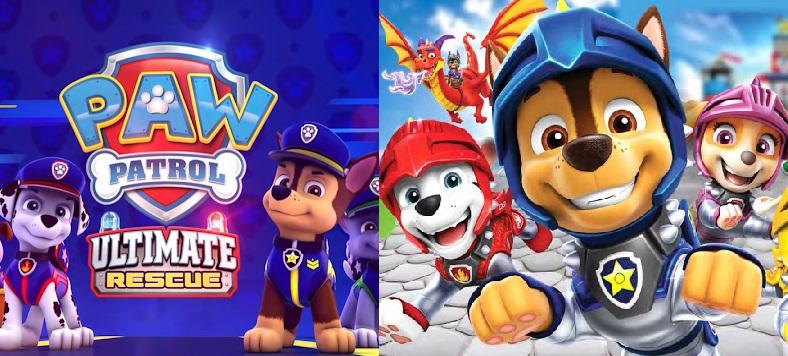 Nickelodeon akan mendatangkan lebih banyak tema unik dari kartun Paw Patrol!
